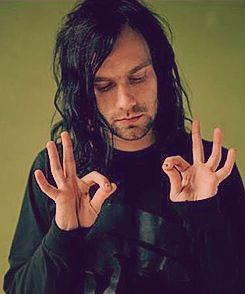 Bert McCracken from The Used...beautiful