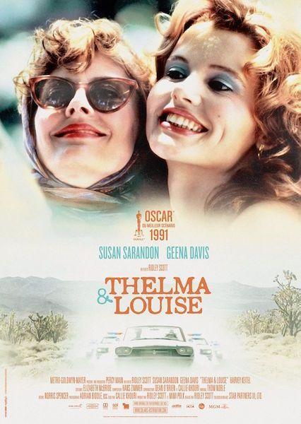 Ressortie En Salles En Version Restauree 4k Ce 29 Aout Critique De Thelma Et 4k Aout Ce Critique Thelma Louise Ridley Scott Thelma And Louise Movie