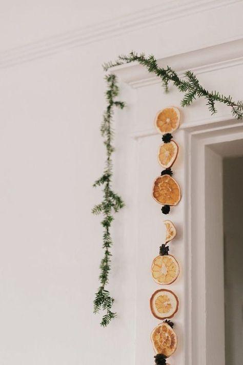 Zero Plastic Christmas Decorations