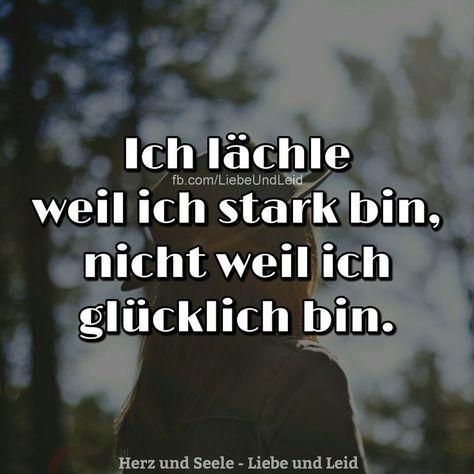#quotes #poetry #lchle #stark #weil #ich #binIch lächle weil ich stark bin