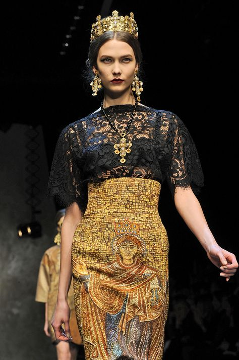 Iconografici Dolce&Gabbana - www.