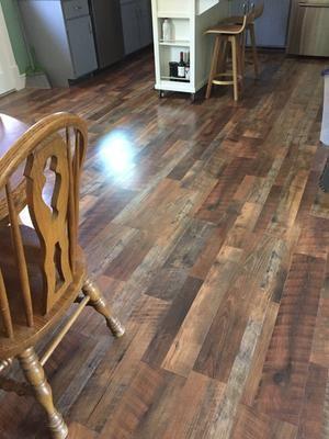 Quickstep Studio Restoration Oak 7 48 In W X 3 93 Ft L Embossed