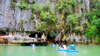 Phang Nga Bay James Bond Island Sea Caves Kayaking Tour