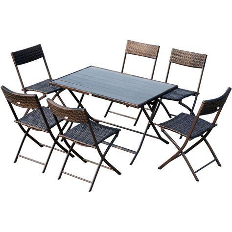 Salon De Jardin Teak Outdoor Furniture Outdoor Dining Set