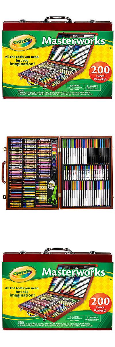 crayola master works art case denmar impulsar co