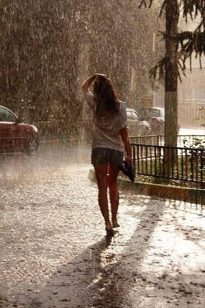 """(( open rp, guy or good friend)) * walks home in the rain. She has no umbrella, just the school uniform, a short skirt, polo shirt, knee high socks, and vans. She sighs as her makeup runs and her hair get soaked. """"Whatever"""" she thinks. """"It's been worse"""" I tell myself. She walks on the sidewalk and a car drives by fast, splashing mud and water all over her* you can't be serious * she goes under a tree and sits there and notices you sitting on a near by bench* what are you doing in the rain?…"""