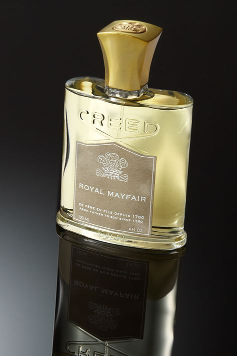 Creed introduces Royal Mayfair a previously vaulted scent