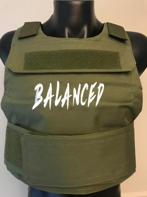 Custom Bulletproof Vest