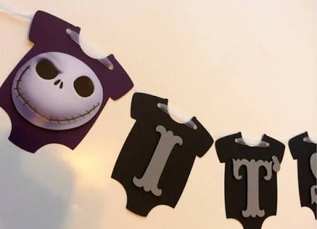 nightmare before christmas baby shower decorations google search