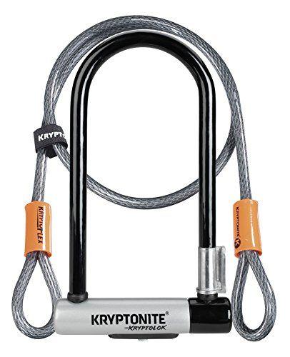 Kryptonite New U Kryptolok Series 2 Standard Bicycle U Lock With
