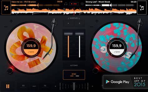 edjing Mix: DJ music mixer Apk Mod Unlimited – Apk Games Download
