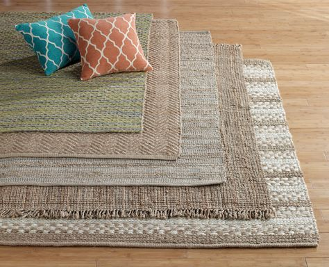 Bring The Outdoors In With These Natural Colored Rugs