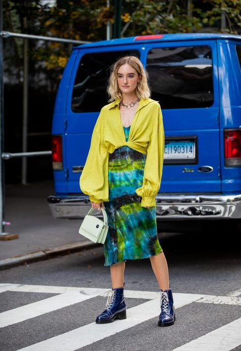 8 New Street Style Trends I've Seen All Over NYC This Week
