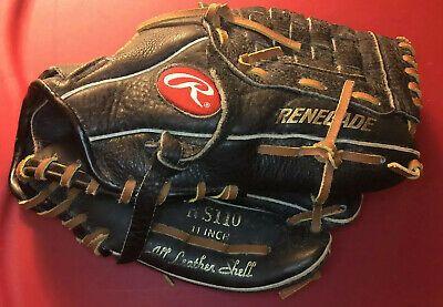 Nice Rawlings Renegade Rs110 11 Inch Baseball Glove In 2020 Baseball Glove Rawlings Baseball