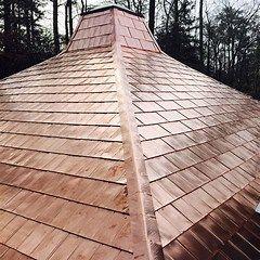 Copper Shingles Best Roof Shingles Roof Design Roof Shingles