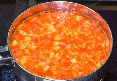 pierdere în greutate tocană kimchi