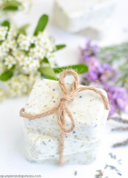 Try Chamomile Lavender Soap - DIY Mother's Day Gifts Mom Will Actually Want - Photos