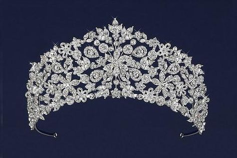 Intricate 2 Tall Silver or Gold Wedding and Quinceanera Tiara--Affordable Elegance Bridal -