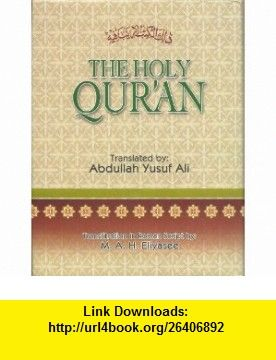 The Holy Quran Transliteration in Roman Script with Arabic