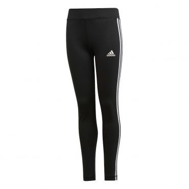 adidas Training Equipment 3S legging junior black white ...