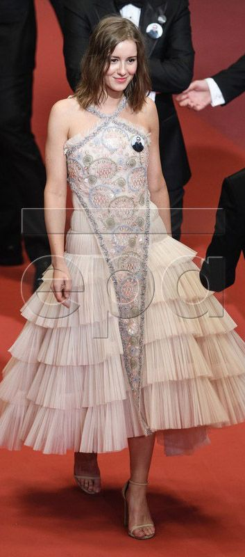 Irina Starshenbaum In Chanel Couture Leto Cannes Film Festival Premiere Fashion Flapper Dress Russian Beauty Shop the exact or find similar items spotted on artists.