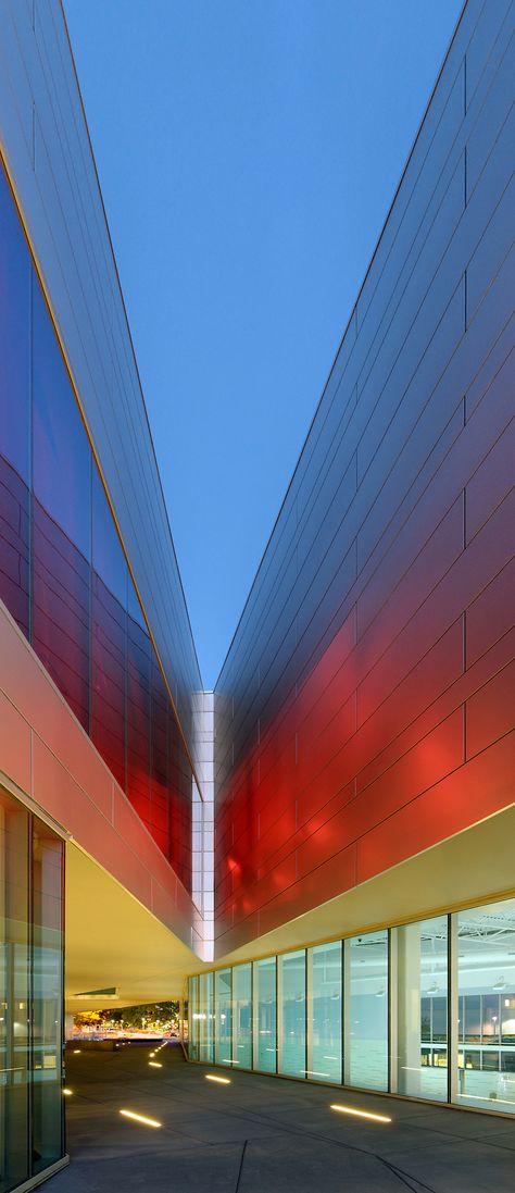 Missouri State University's Recreation Center Cannon Design #architecture ☮k☮