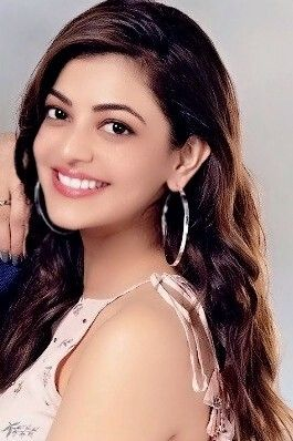 Kajal Aggarwal New Look Fashion Drop Earrings