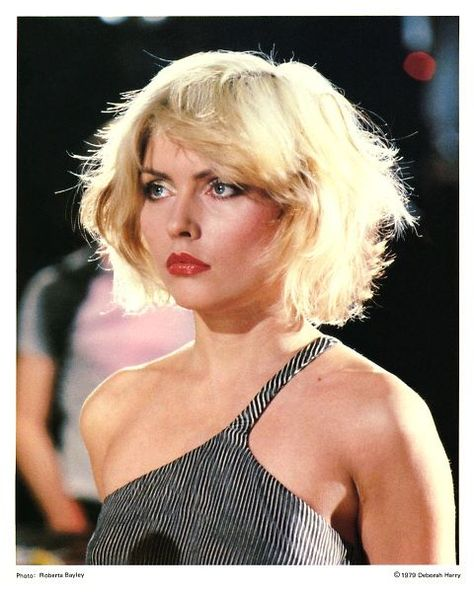 #Date #Debbie #Details #filming #Harry #photo #shot - Date: 1979  Details: This photo of Debbie Harry shot during the filming of the H…  Date: 1979  Details: This photo of Debbie Harry shot during the filming of the Heart of Glass video, was given out to members of the original Official Blondie Fan Club and was taken by Roberta Bayley. www.rip-her-to-sh…