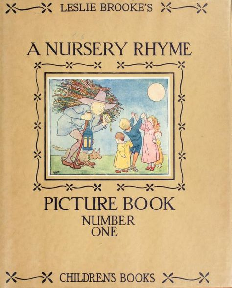 A nursery rhyme picture book,