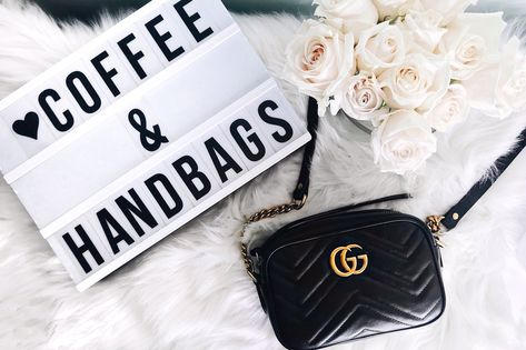 a2afc8f1545507 Gucci Marmont Mini Camera Bag Review | CoffeeAndHandbags.com ...