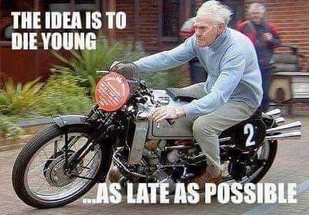 Don T Settle For Stock Biker Quotes Bike Quotes Motorcycle Humor