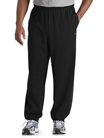 b9c7e9a062264 Reebok Big and Tall Play Dry Fleece Pants Review   Active Pants ...