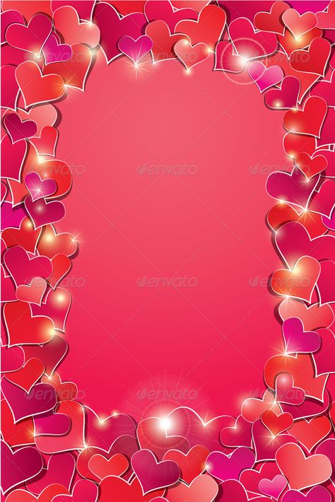 Valentines day or Wedding Background of Hearts  #GraphicRiver         Valentines day or Wedding background with Red hearts confetti. Vertical holidays frame. This image is a vector illustration and can be scaled to any size without loss of resolution. All parts of the image are editable. EPS file included.     Created: 12November13 GraphicsFilesIncluded: VectorEPS Layered: No MinimumAdobeCSVersion: CS Tags: abstract #amour #backdrop #background #border #bright #card #celebration #color #confetti #creative #decor #decoration #design #feeling #frame #heart #holiday #love #marry #ornament #ornate #paper #paperheart #pink #red #romance #romantic #shadow #valentinesday