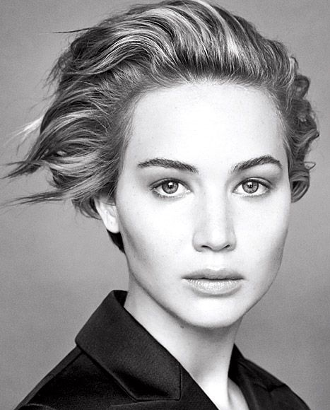 Actress Jennifer Lawrence becomes the stunning Miss Dior face for another season, photographed for the Spring Summer 2014 season Lawrence has teamed up with the legendary fashion photographer Patrick Demarchelier.