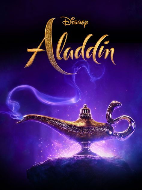 Aladdin Movie 2019 Wallpapers HD, Cast, Release Date, Official Trailer & Posters