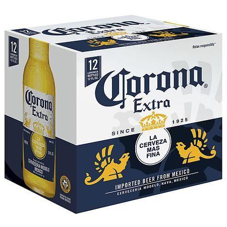 Corona Extra Beer Beer Pack Beer Pilsner Beer