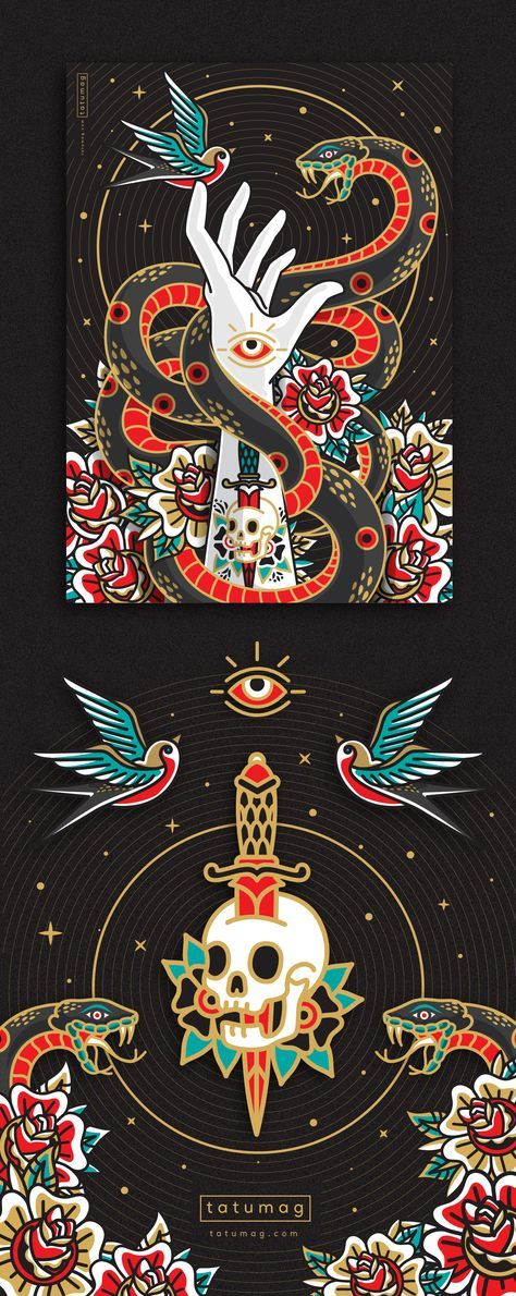 Illustration for Tatumag No:6