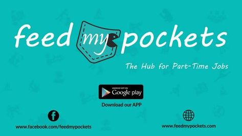 Feedmypockets Is A Most Happening Student Engagement Platform Revolutionising The Part Time Work Culture In India By Providing Jobs Student Jobs Part Time Jobs Student Engagement