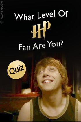Quiz What Level Of Harry Potter Fan Are You Harry Potter Lustig Harry Potter Lustig