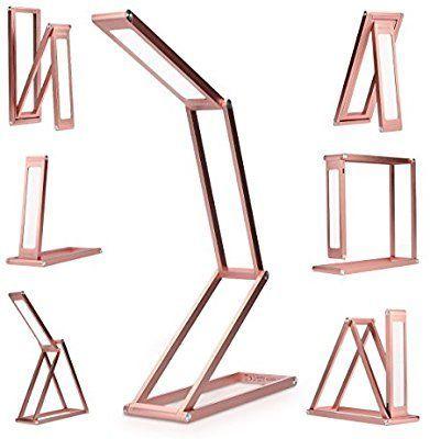 Kwmobile Rechargeable Led Folding Desk, Folding Desk Lamp Dimmable