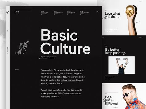 We're proud to announce the launch of the new BASIC Culture Website, our online employee handbook and updated visual design language that brings our core values and company culture forward.  Check ...