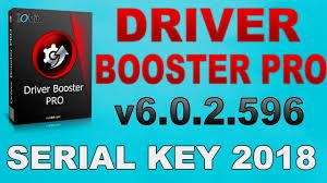 Iobit Driver Booster 6 0 2 596 Full Serial Key Free Download With
