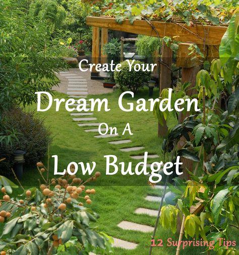 Garden Ideas On A Budget Archives Gardening Ideas Dream Garden Budget Garden Outdoor Gardens