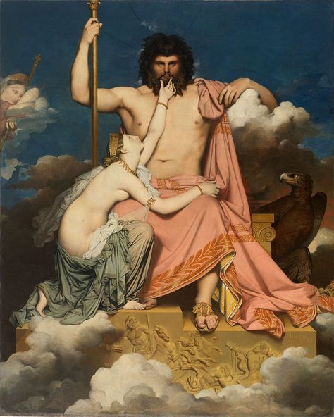 10 Artworks By Jean Auguste Dominique Ingres You Should Know