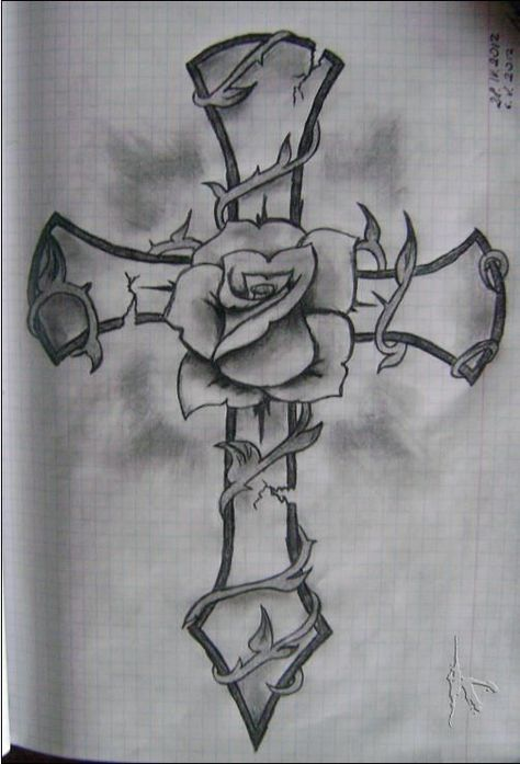 Image result for picture of a cross #CoolTattooForCouples