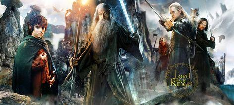HD wallpaper: the lord of the rings, gandalf, frodo, legolas, Movies, women