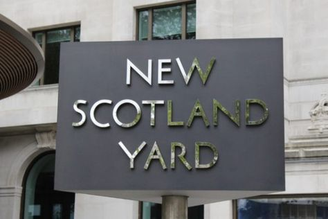 Scotland Yard Twitter account and website hacked