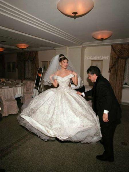 Thalia Wedding Dress Wedding