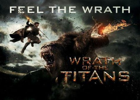 Wrath Of The Titans poster 24x36