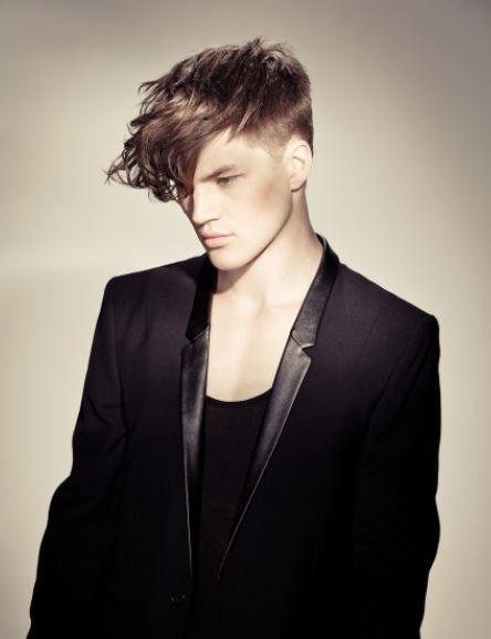 Taglio capelli uomo london style
